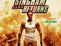 Film Singham Returns (2014) BRRip Subtitle Indonesia