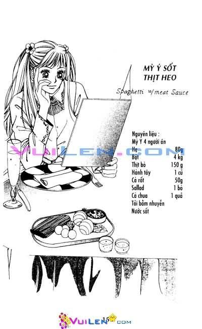 Bữa tối của hoàng tử chap 6 - Trang 156