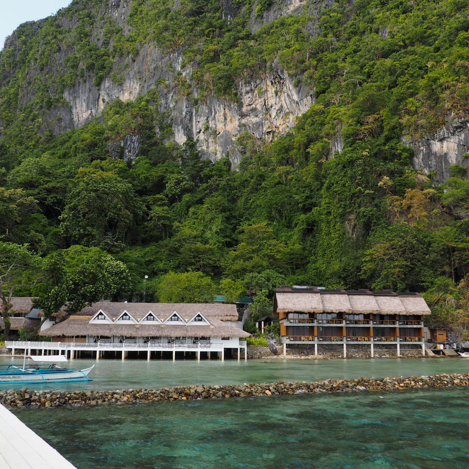 Miniloc Island, El Nido Resorts