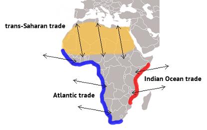 trans saharan trade
