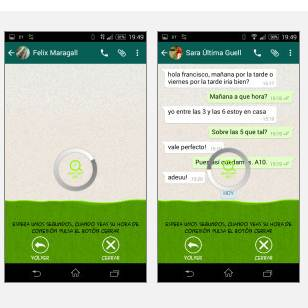 How spy whatsapp apk work, whatsapp spy apk free download, and whatsapp conversation spy download, descargar whatsapp spy