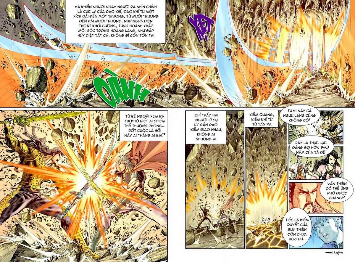Thần Binh Huyền Kỳ I chap 145 - Trang 8