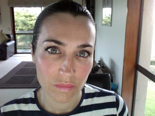 bald englishman - growing fringe