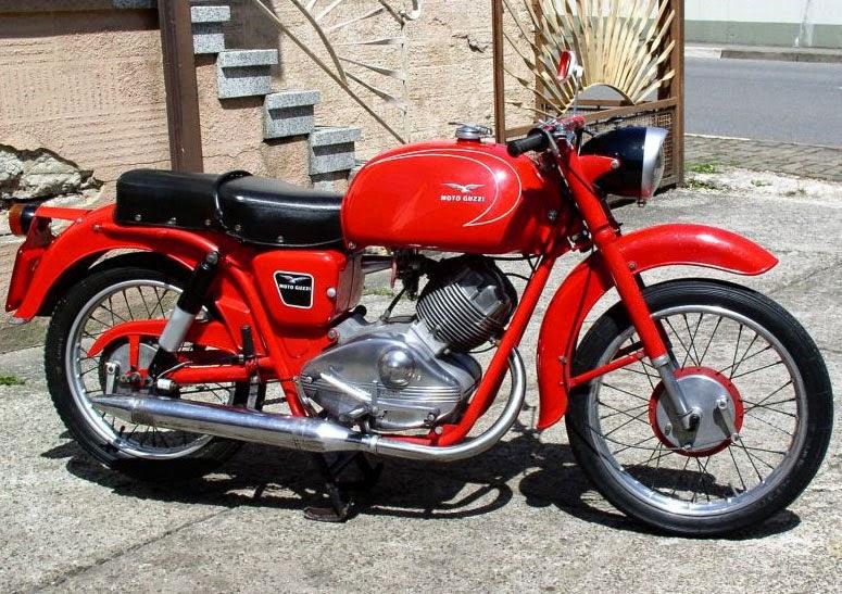 1956 Moto Guzzi Lodola 175 Sport