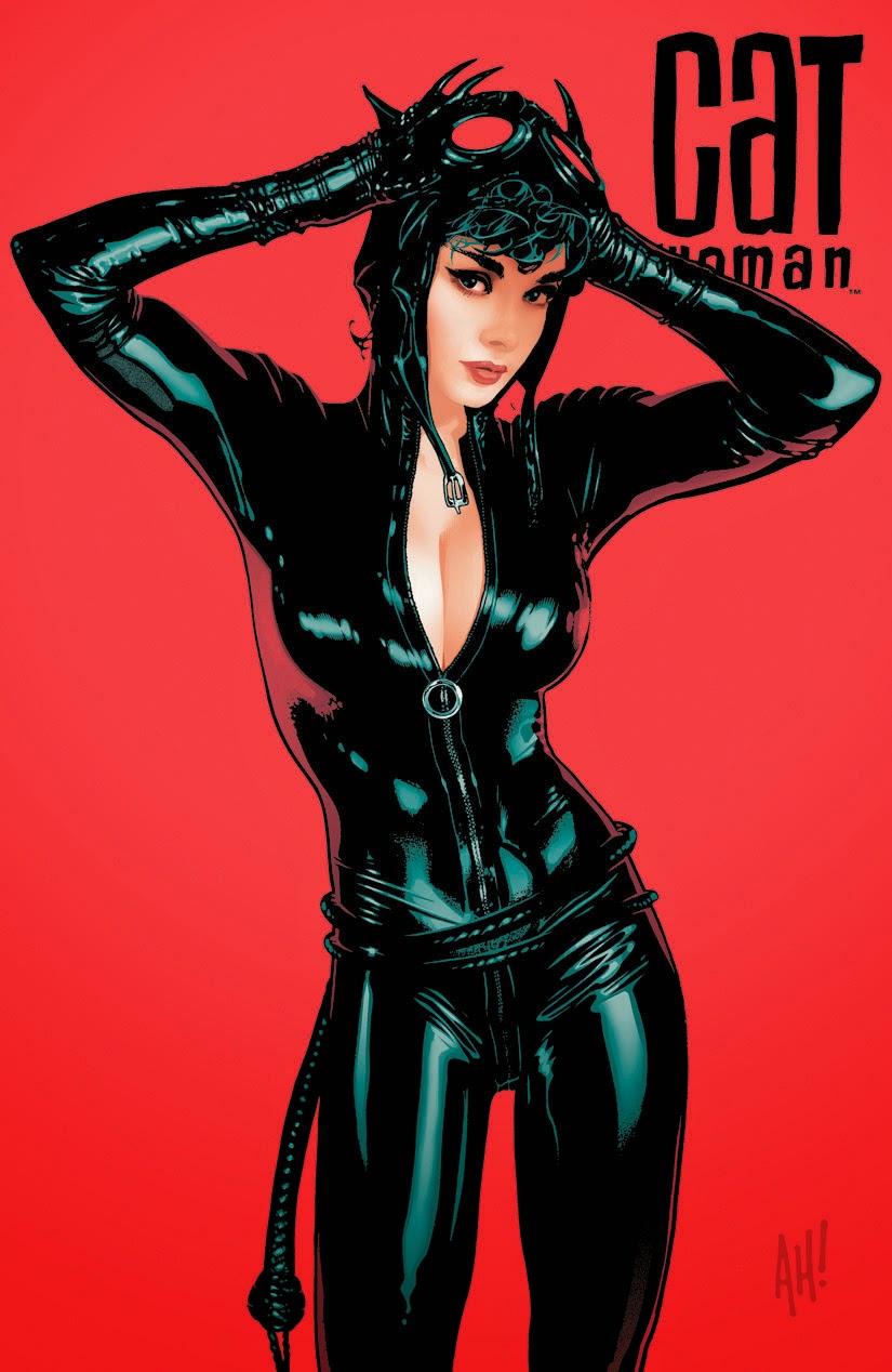 Eroine sexy di fumetti anime e manga con i capelli