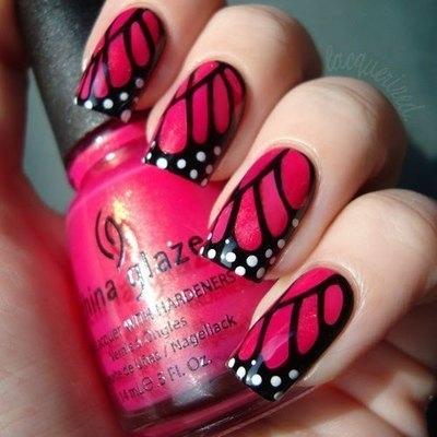 Aaaaaah! I fell in love with nail art.