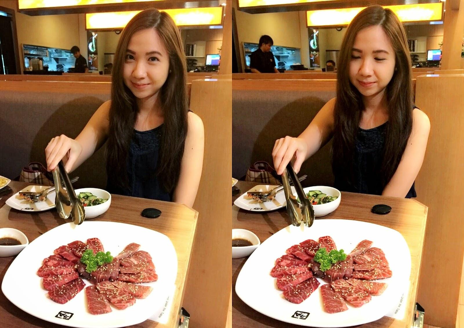 Gyu Kaku Isetan 1 Utama Halal Japanese Bbq Restaurant Spicy Sharon A Malaysian Lifestyle And Food Blog