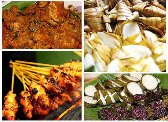 Tiga Tips untuk berdiet semasa sambut Aidilfitri