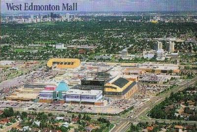 West edmonton mall öffnungszeiten
