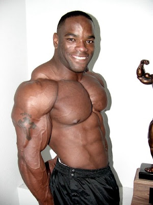 Johnnie Otis Jackson bodybuilders