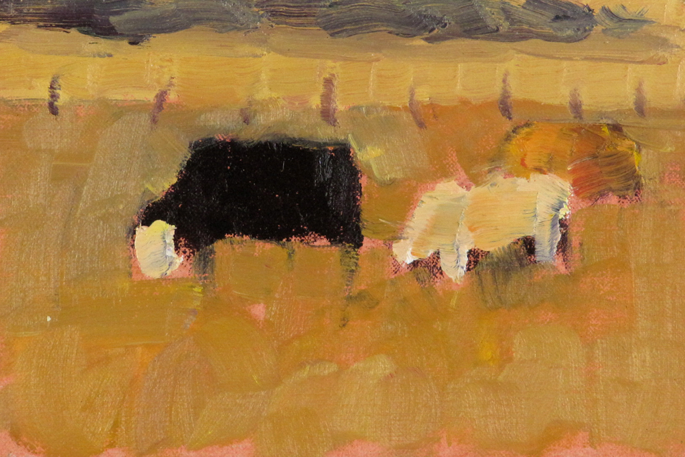 Study of Cattle Field