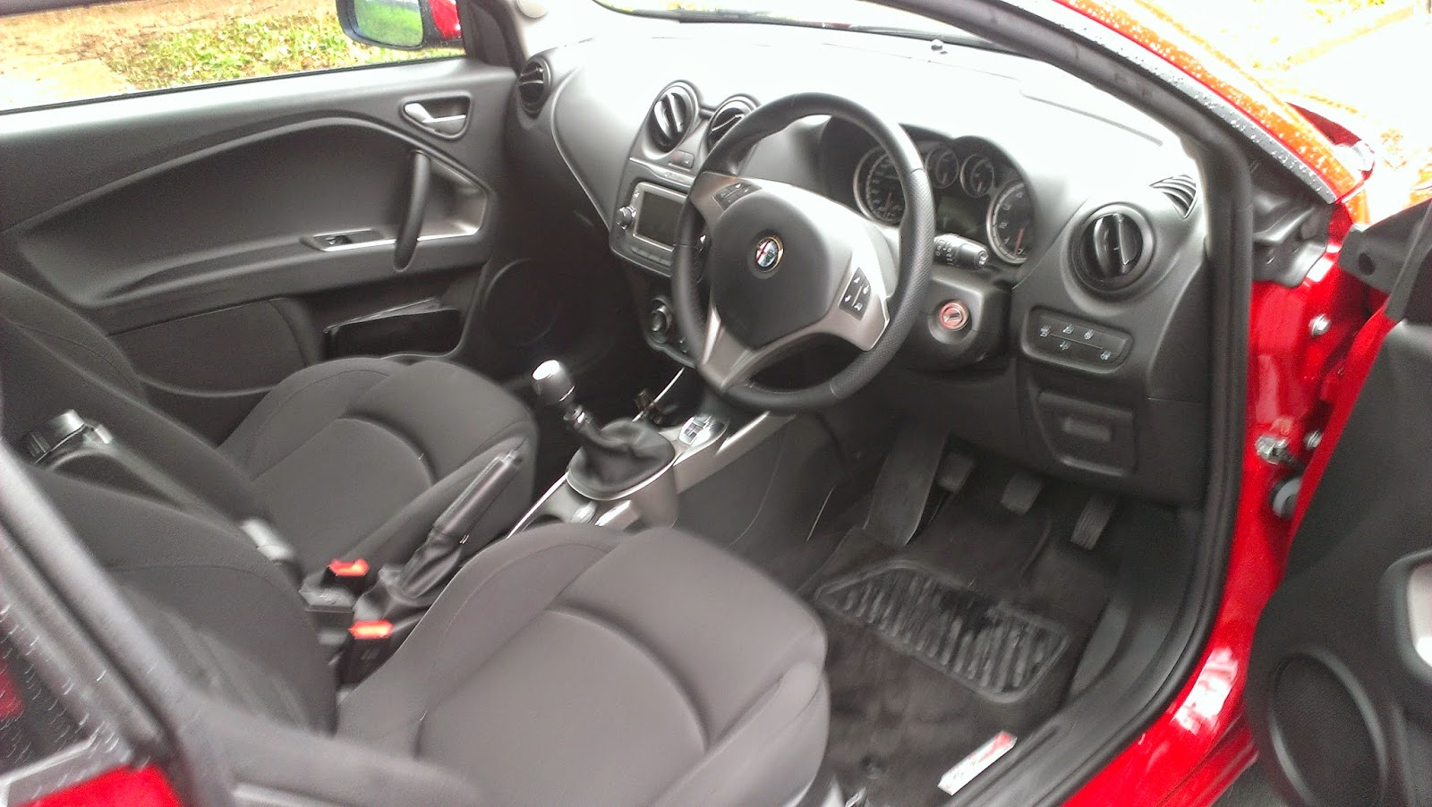 Alfa Romeo MiTo hatchback owner reviews MPG problems