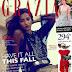 Nidhi Sunil Stunning photo shoot for Grazia cover -September 2012 issue