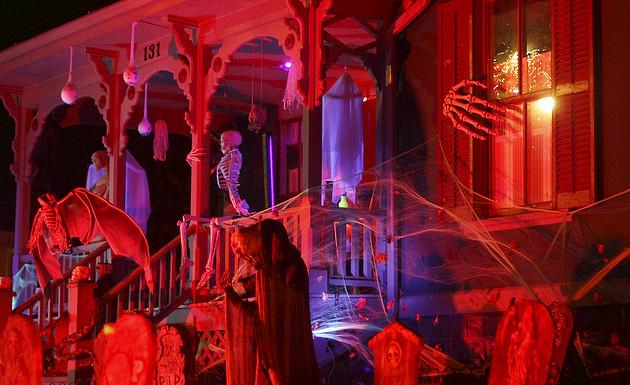 Aud ats multimedia my halloween house 26 29 30 10 12 - Fiesta halloween en casa ...