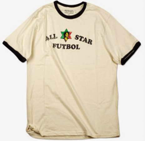 Marley Vintage All Star Futbol T-shirt