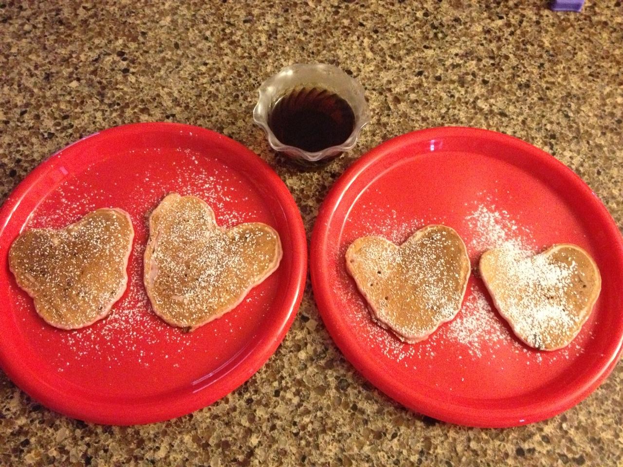 practips  our valentine breakfast