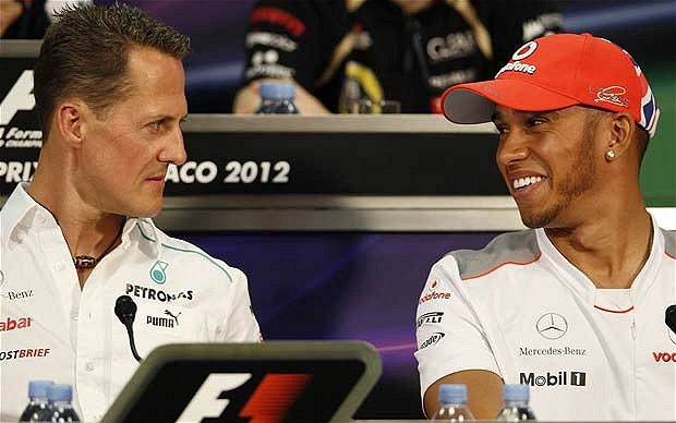 Michael Schumacher has announced that he will retire from Formula 1 at the end of the season.Lewis Hamilton is to replace the seven-time world champion at Mercedes
