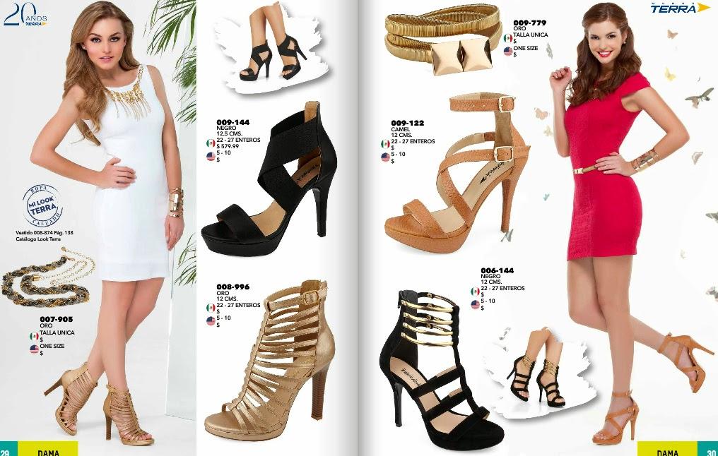 Catalogo zapatos mundo terra 2015 : calzados