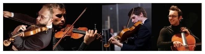concerti gratis a Milano: quartetto Leverkuhn in Fondazione Pini domenica 26 gennaio