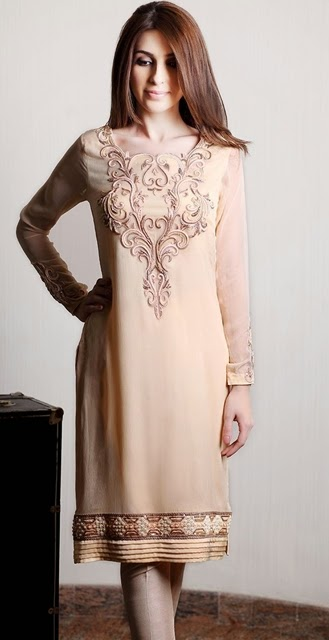 Natasha Kamal Fancy Formal Dresses 2014