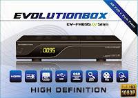 ARQUIVO P/ RECUPERAR EVOLUTIONBOX FHD 95 LOADER + — 19/09/2013
