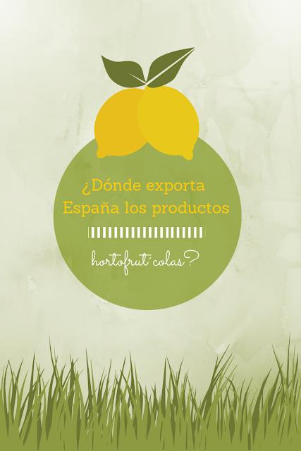exportaciones hortofruticolas españolas