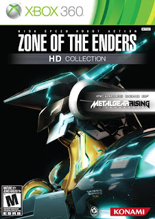 Zone Of The Enders HD Collection (X-BOX 360) 2012