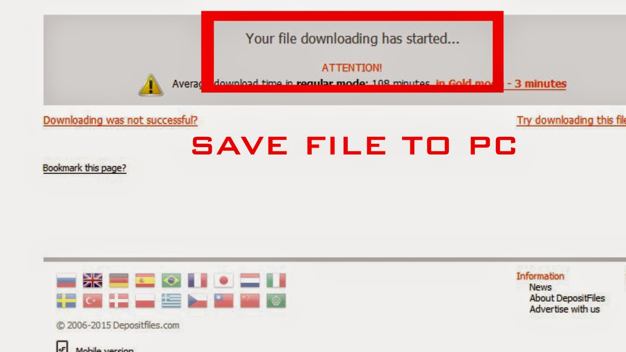 How to download from depositfiles 53