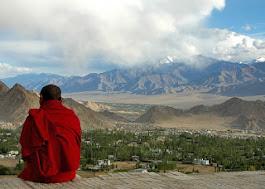 O MONGE TIBETANO - PARA REFLETIR