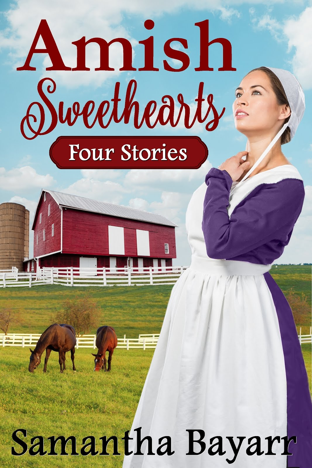 Amish Sweethearts Collection