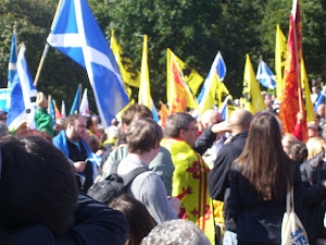 2013 March & Rally For Independence 21st September