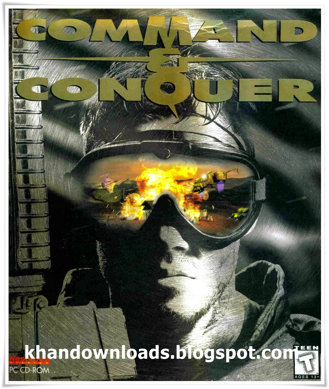 Command & Conquer PC Game Free Download