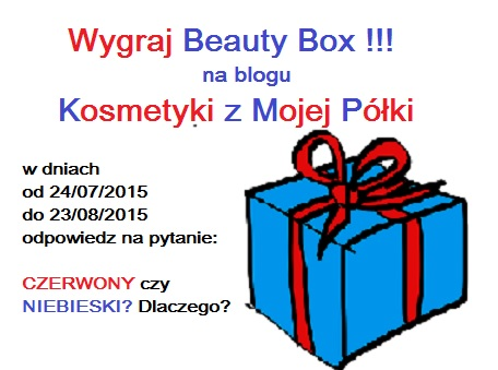 Wyniki konkursu Beauty Box dla Was!!!