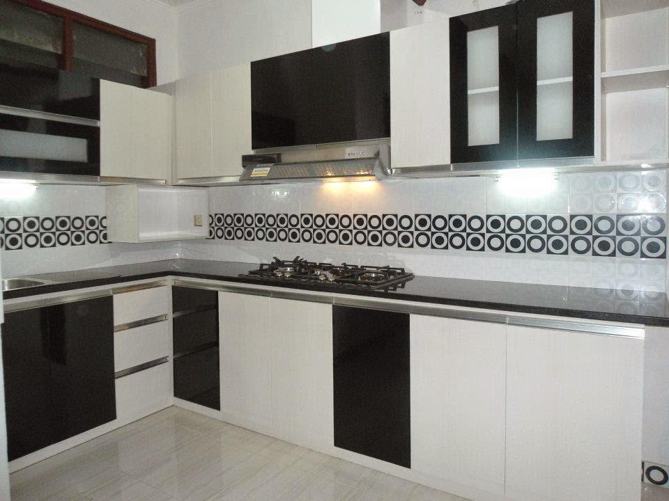 Harga Kitchen Set Minimalis Murah Bandung Membuat Interior Dan