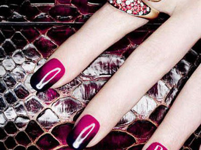 Wallpaper Skyline Women Easy Nail Art Designs