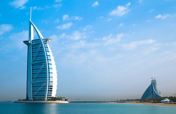 Burj Al Arab Hotel, Dubai, United Arab Emirates