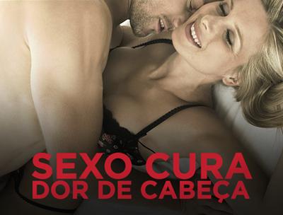 O sexo cura a dor de cabeça