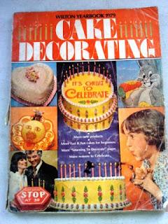 Buku Cake Dekorating 1979