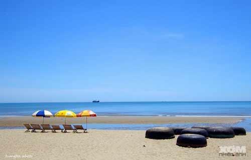 Cua Lo Beach - Nghe An - Vietnam