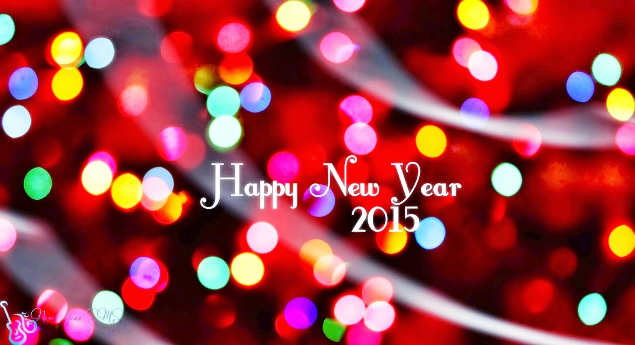 Happy New Year 2015 Animated 3D Wallpapers Free Download 2