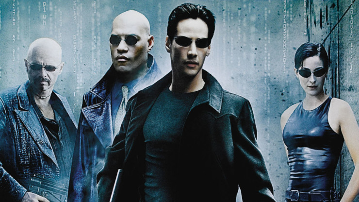 Matrix 4K Ultra HD 1999 Filme 4K Bluray UltraHD completo Torrent