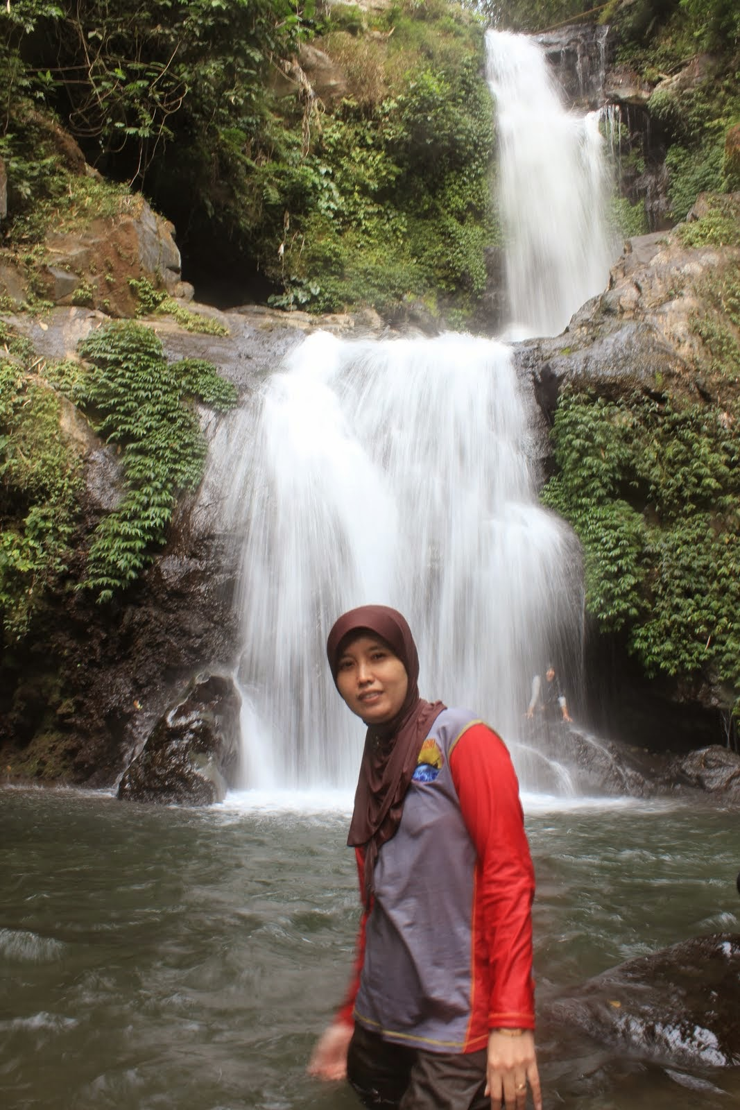 Sekarlangit Waterfall