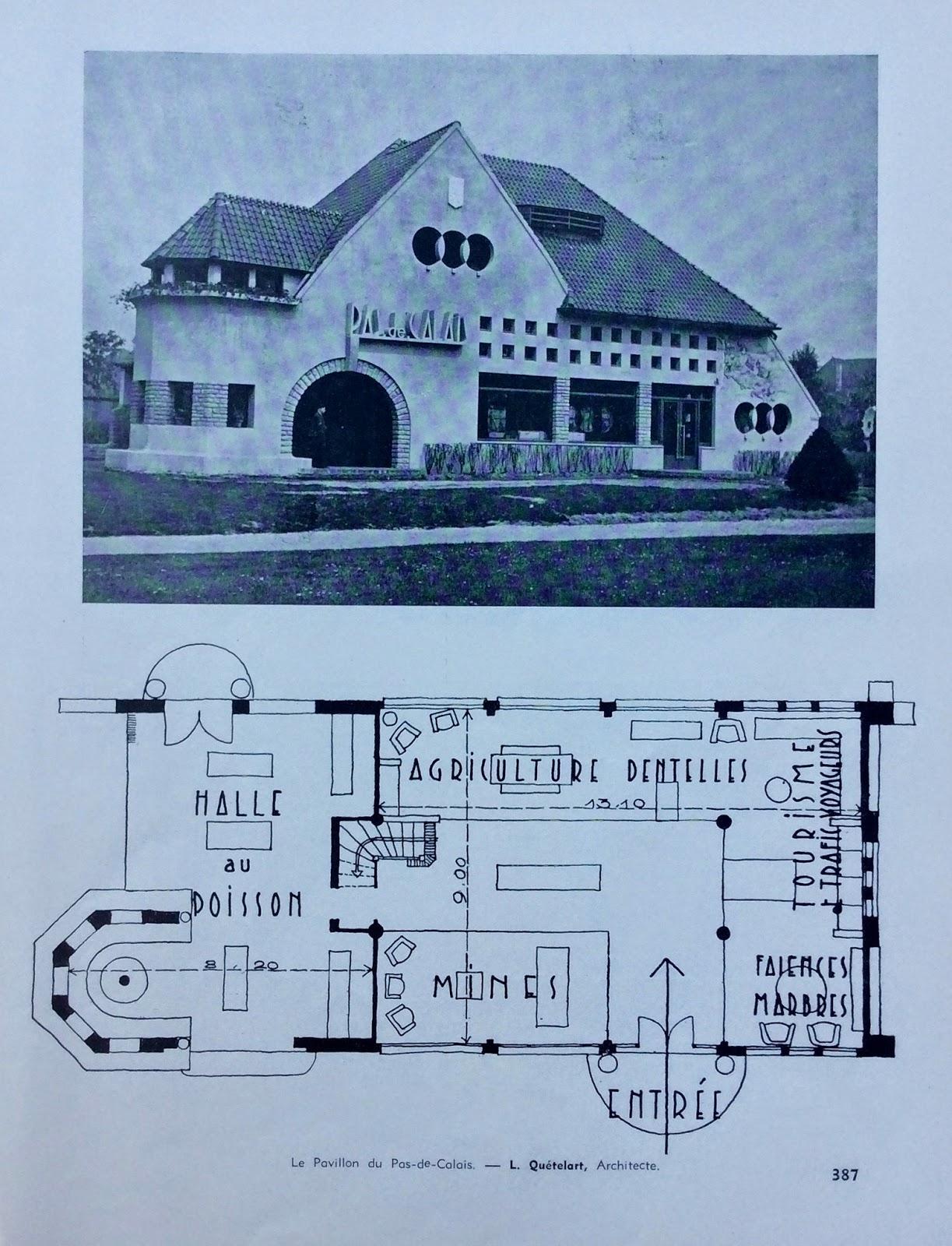 l'exposition du progrès social en 1939 à lille et roubaix: la