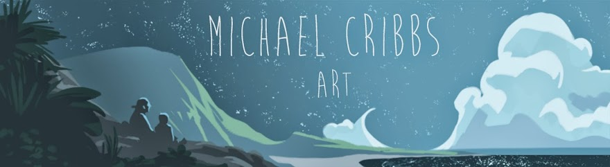 The Art of Michael Cribbs