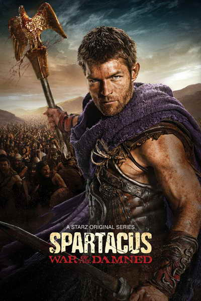 Syfy Acquires SPARTACUS, will premiere in June 2014