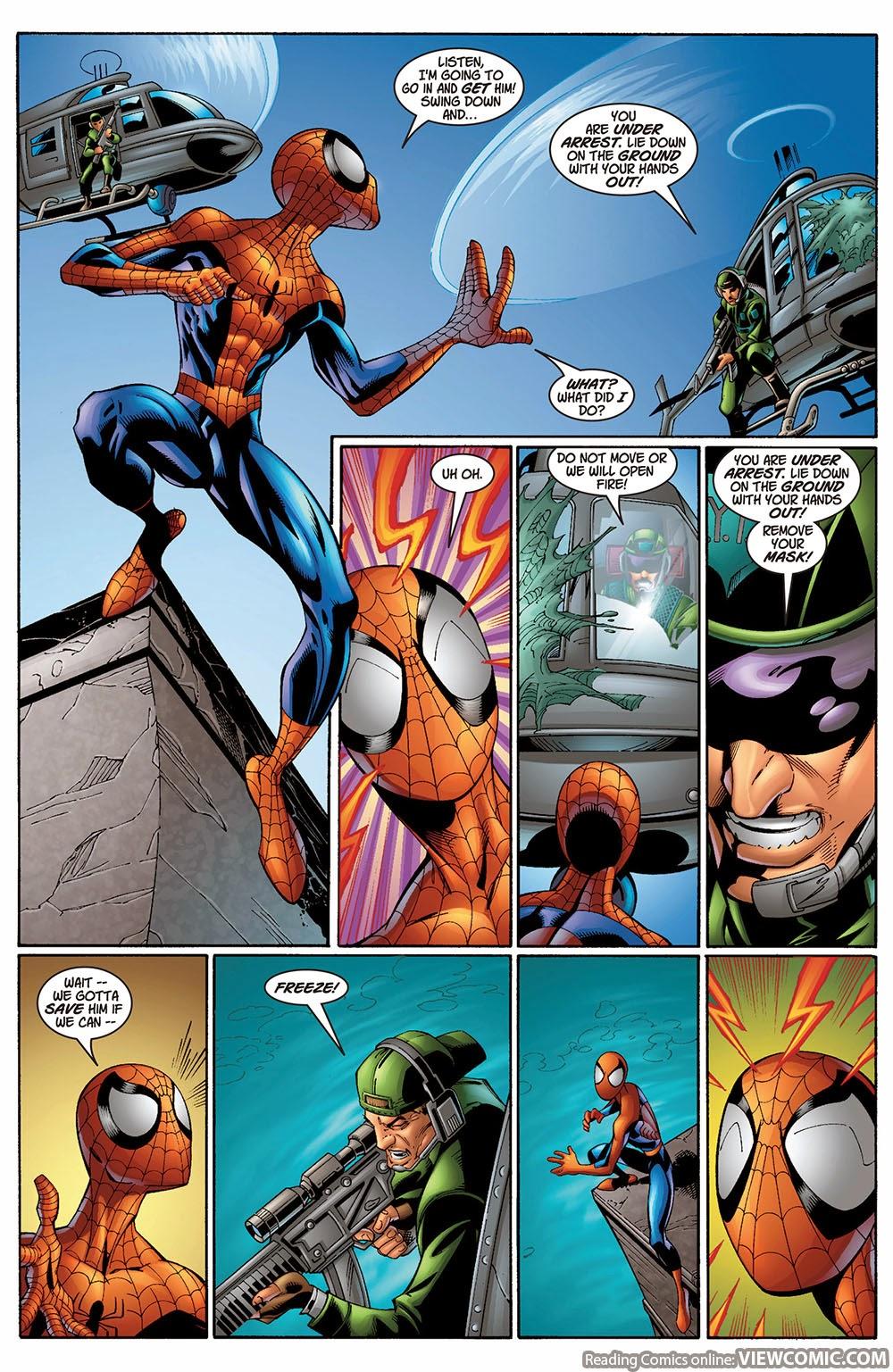 Трах человека паука 9 фотография