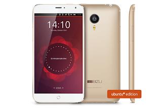Meizu MX4 con Ubuntu Phone listo para comprar en China, meizu mx4 ubuntu edition