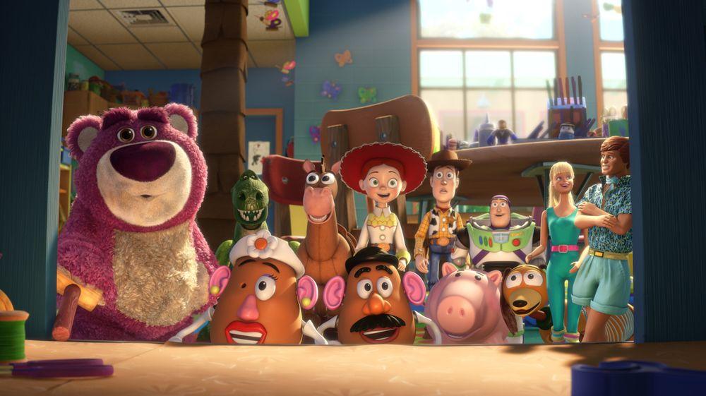 Toy Story 4 Trailer 2012 : La villa bebe coleccion de cuentos y muñecos toy story