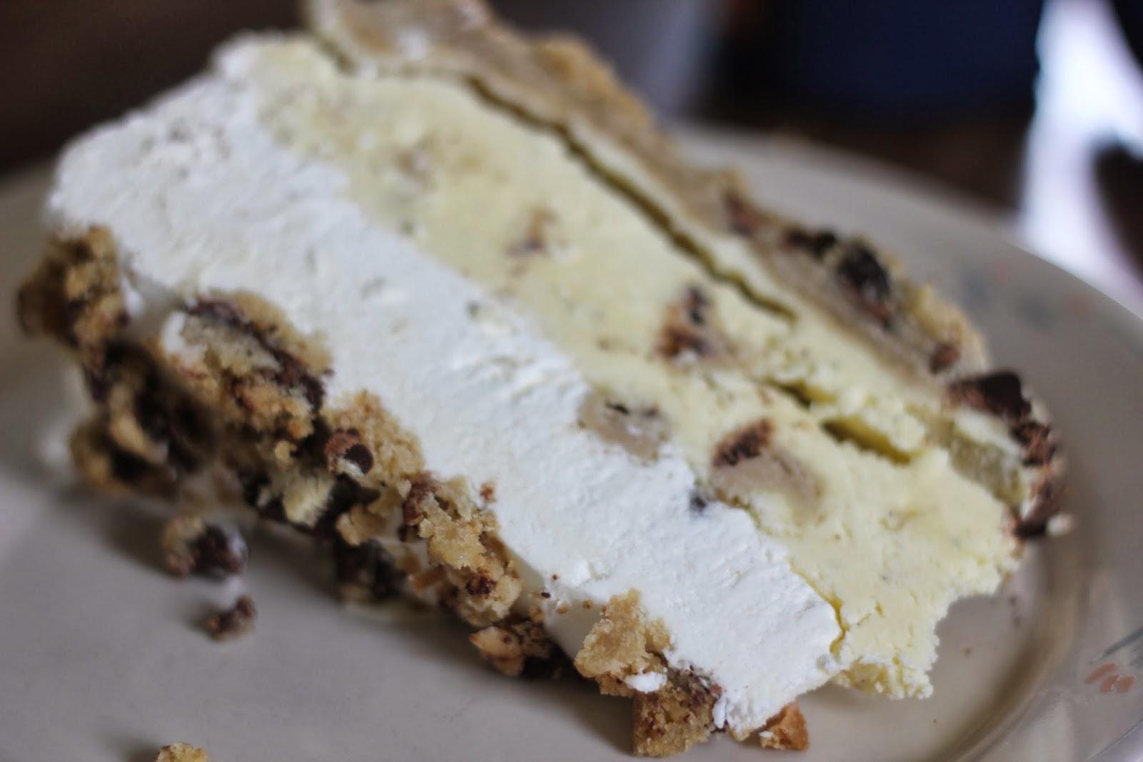 Un-Processing My World: Chocolate Chip Cookie Dough Ice Cream Cake