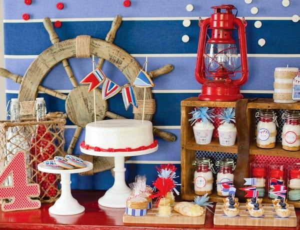 Festa de aniversrio infantil marinheiro para meninos noiva com classe festa de aniversrio infantil marinheiro para meninos thecheapjerseys Gallery